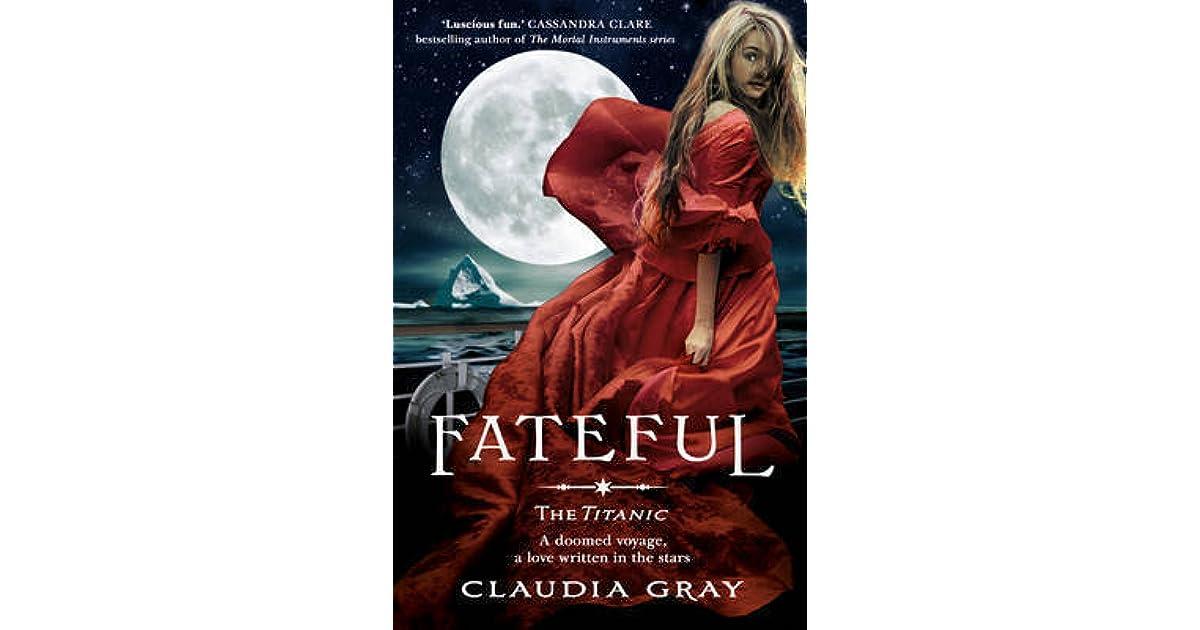 Fateful claudia gray goodreads giveaways