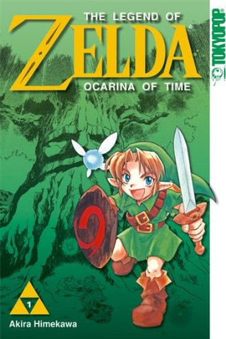 The Legend of Zelda: Ocarina of Time - Part 1 by Akira Himekawa