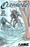 Claymore, Vol. 20: Remains of the Dead Claws (Claymore, #20)