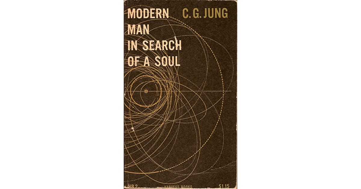 Modern Man in Search of a Soul by C G  Jung