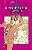 Ouran High School Host Club 01 (Ouran High School Host Club, #1)