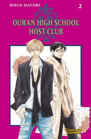 Ouran High School Host Club Vol 2 TP Manga Bisco Hatori