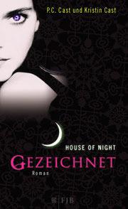 Gezeichnet (House of Night, #1)