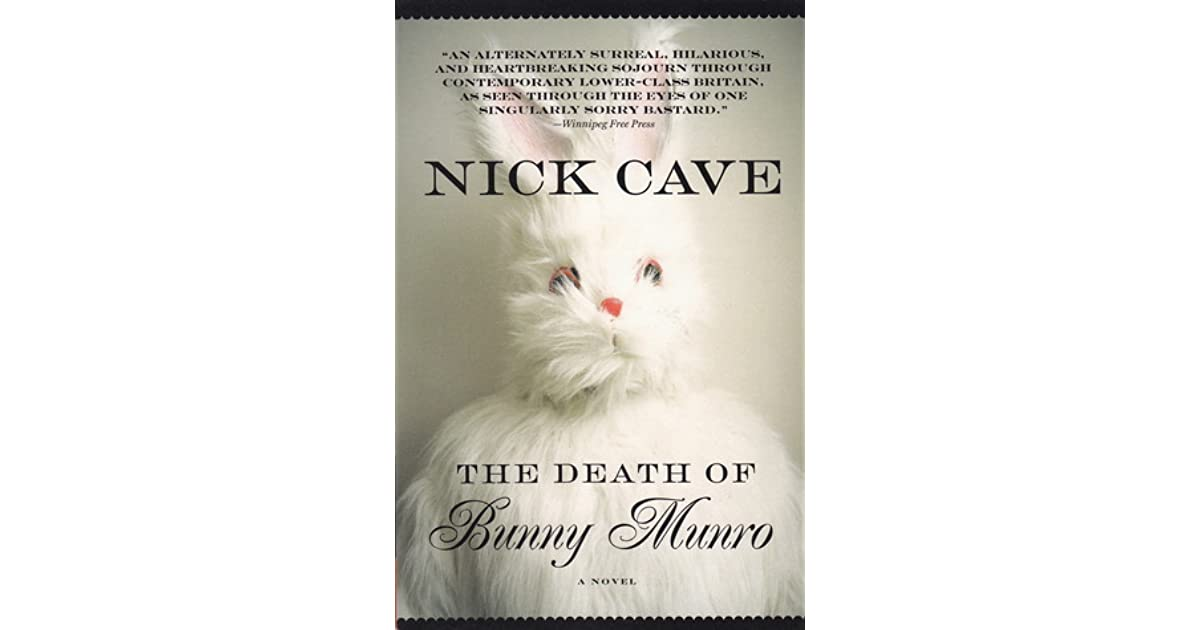 The Death Of Bunny Munro Pdf