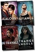 Strange Angels Novel Collection: Strange Angels, Jealousy, Betrayals, Defiance