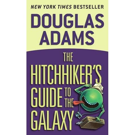 summary of the hitch hikers guide Chapter summary for douglas adams's the hitchhiker's guide to the galaxy, chapter 31 summary find a summary of this and each chapter of the hitchhiker's guide to the galaxy.