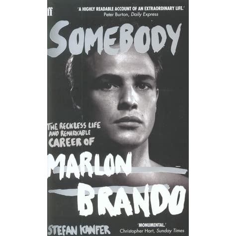 subject of the 2008 biography somebody