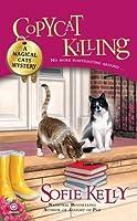 Copycat Killing (A Magical Cats Mystery, #3)