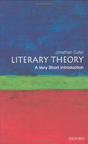 literary theory a short introduction