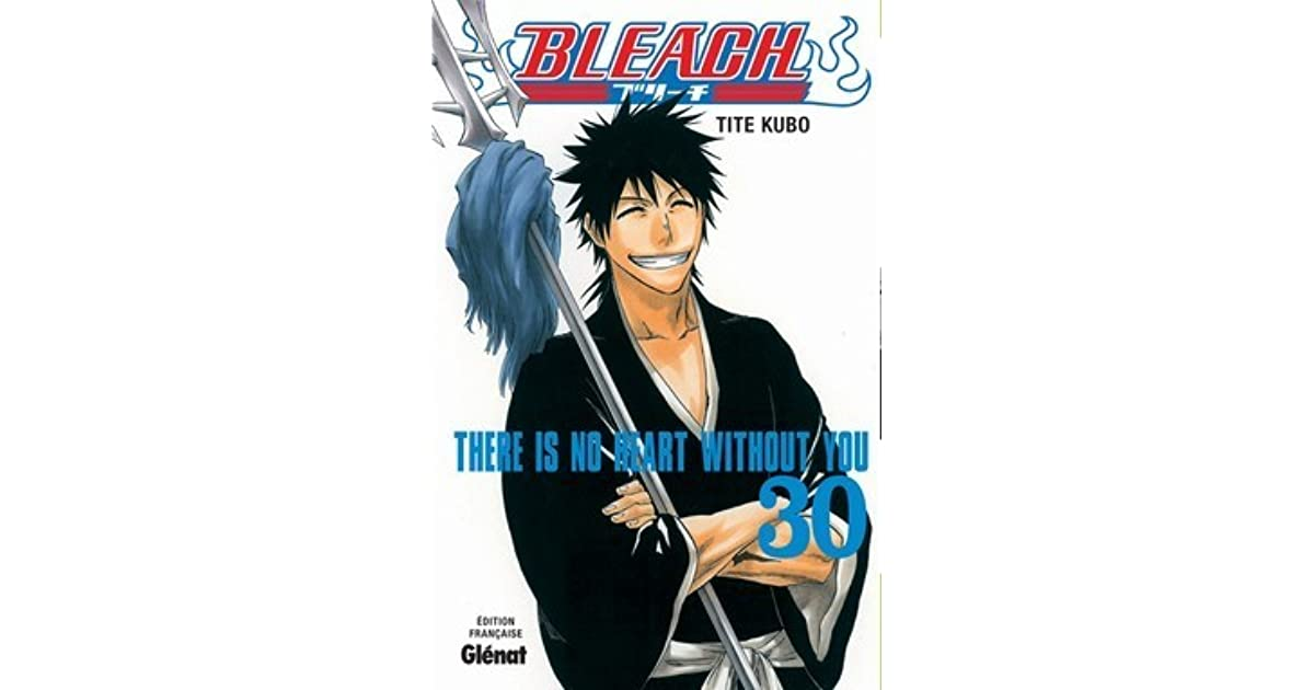 bleach tome there is no heart out you by tite kubo