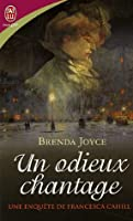 Un odieux chantage (Francesca Cahill Deadly, #1)