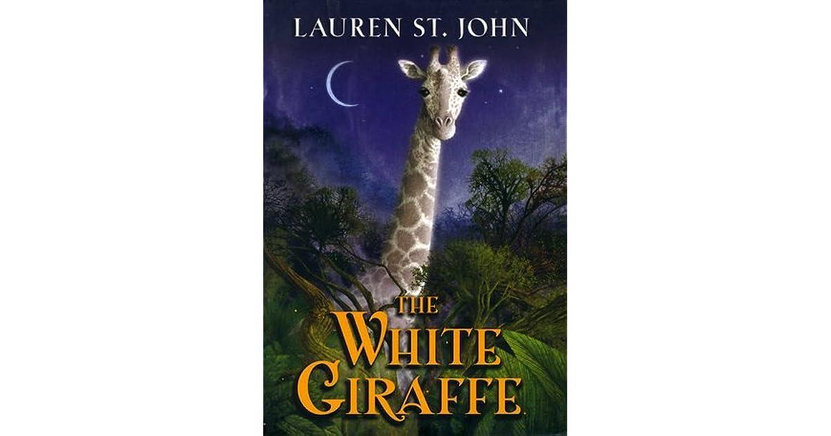 the white giraffe by lauren st john