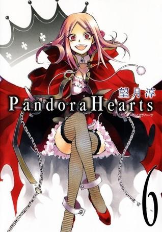 Pandora Hearts, Volume 6 by Jun Mochizuki