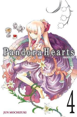 Pandora Hearts, Volume 4 by Jun Mochizuki