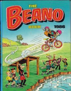 The Beano Book 1986 (Annual)