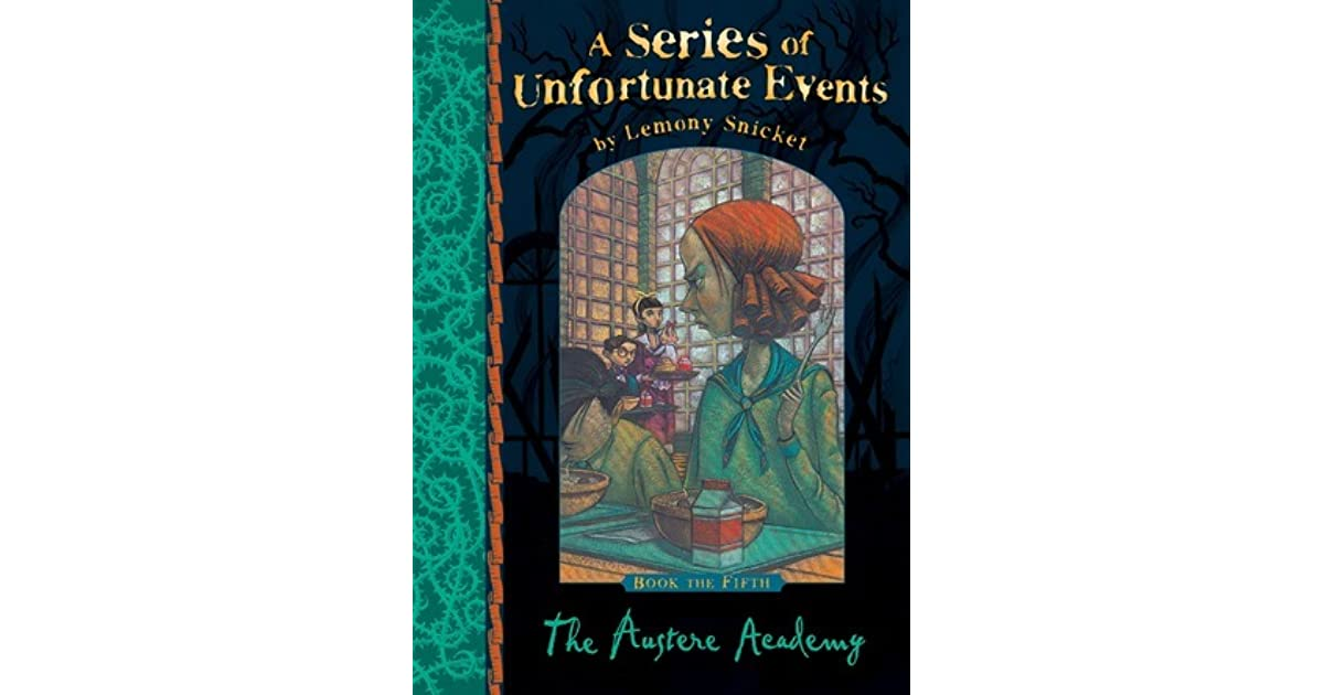 book evaluation connected with a austere academy as a result of lemony snicket