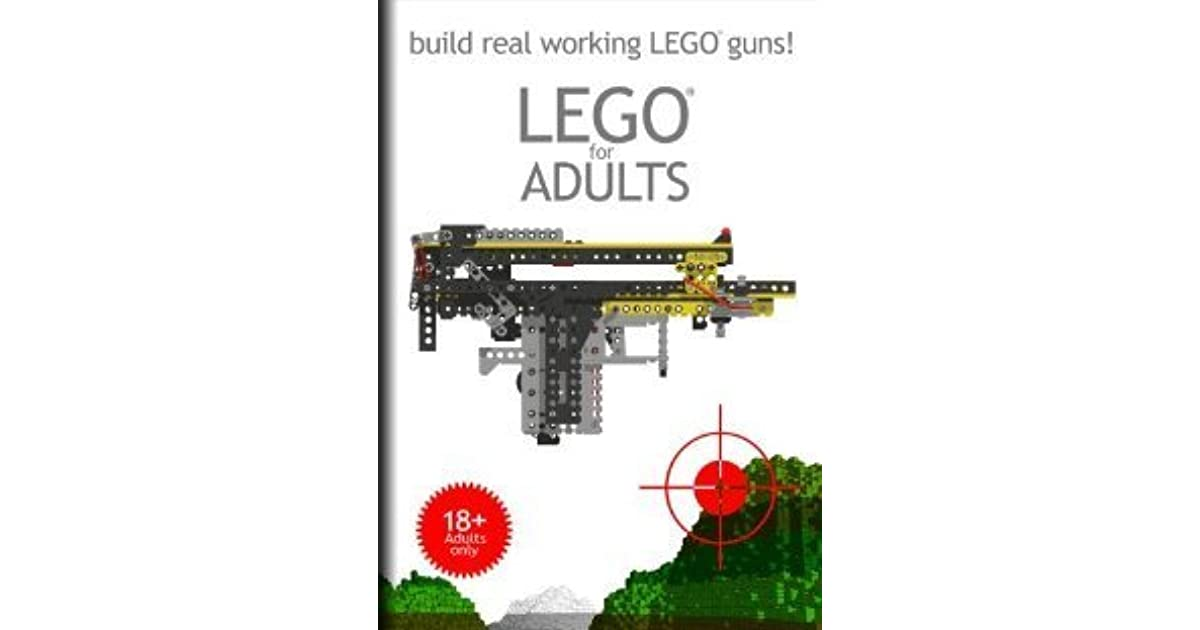 Lego For Adults Build Real Working Lego Guns by Martin Hüdepohl