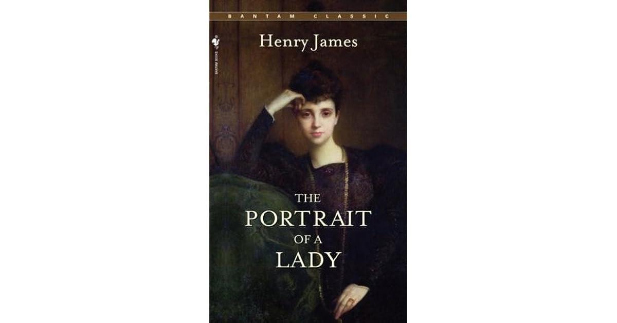 henry james portrait of a lady essay