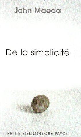 De la simplicité