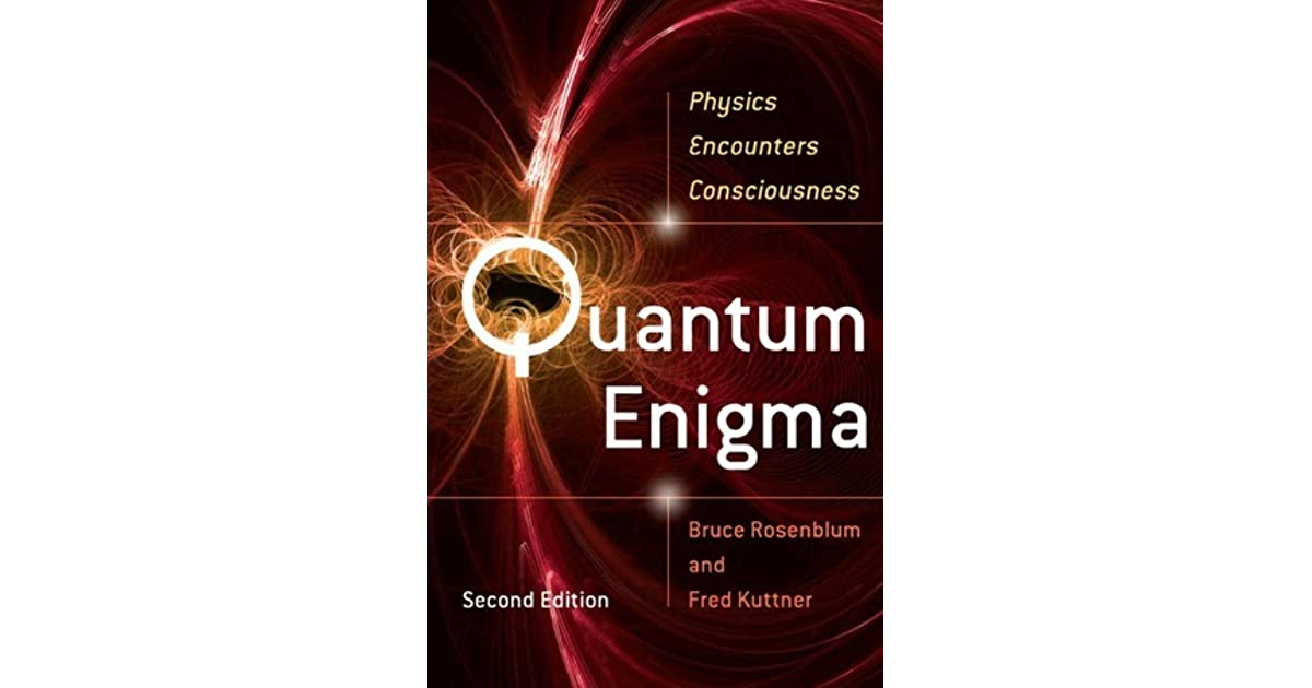 article review the quantum enigma and