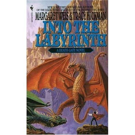 Into the Labyrinth (The Death Gate Cycle, Book 6)