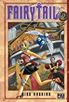 Fairy Tail, Tome 2 (Fairy Tail, #2)