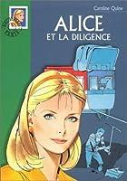 Alice et la diligence (Alice, #37)