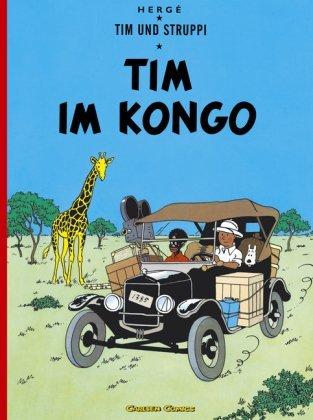 Tim im Kongo (Tintin, #2)
