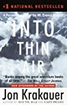 Book cover for Into Thin Air