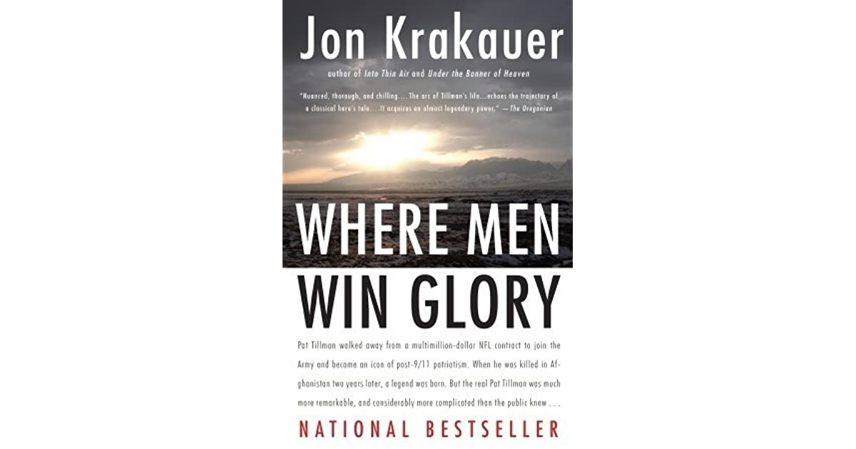 where men win glory jon krakauer essay