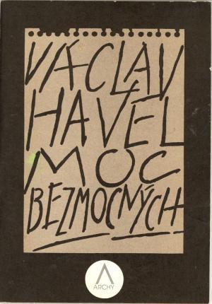 Moc bezmocných by Václav Havel