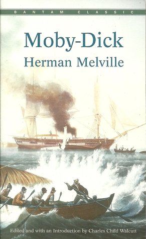 Melville grab your oars moby dick