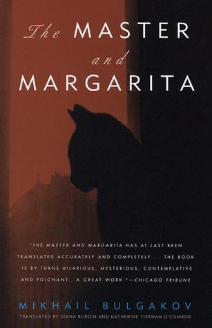 The Master and Margarita book cover