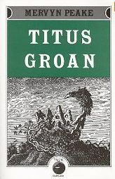 "Book cover of ""Titus Groan"" by Mervyn Peake"