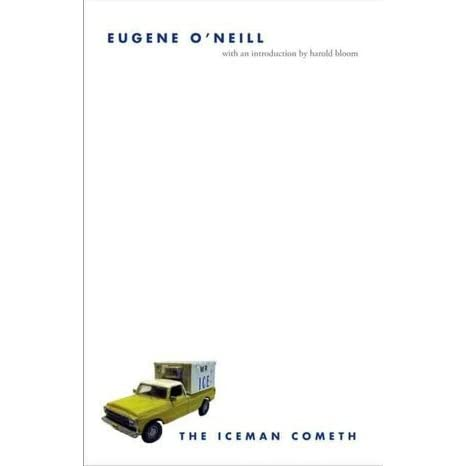the iceman cometh by eugene oneill essay The iceman cometh by   the symbolism and the denouement are- as so often with o'neill- open to double interpretation a literary as well as a dramatic event of .