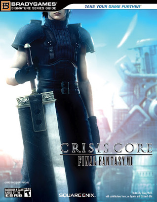 Crisis Core - Final Fantasy VII- Official Strategy Guide