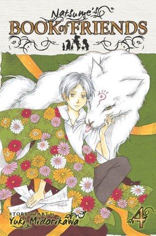 Natsume's Book of Friends, Vol. 4