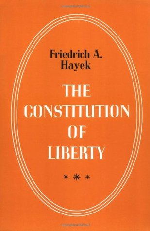 The Constitution of Liberty