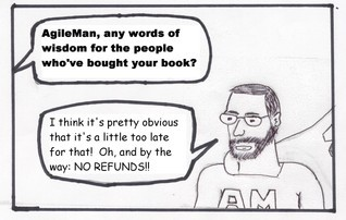 The Real-Life Adventures of AgileMan