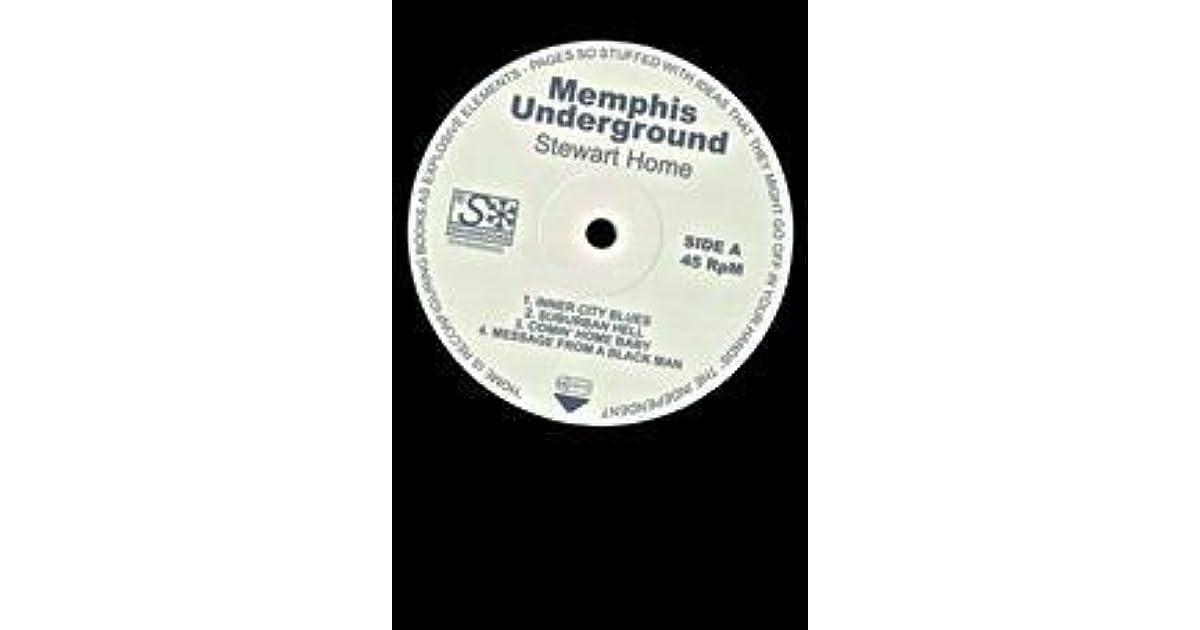 Memphis Underground by Stewart Home