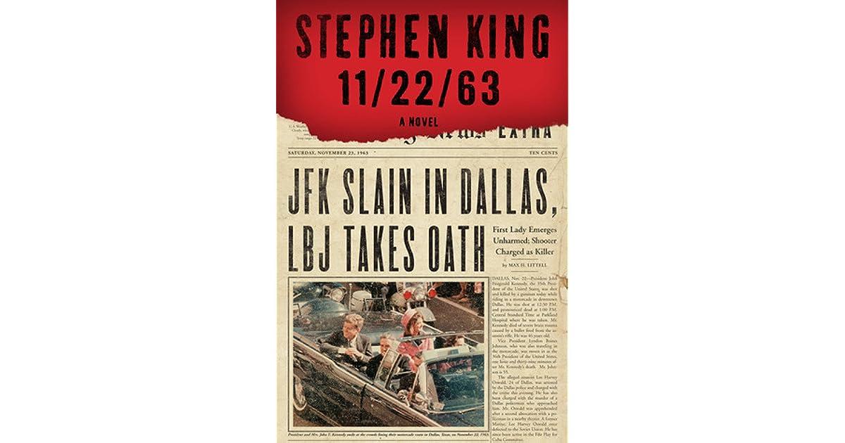 Resultado de imagem para 22/11/53 stephen king