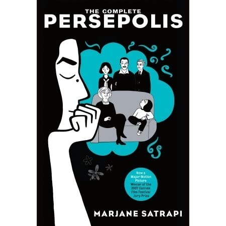 The Complete Persepolis Persepolis 1 4 By Marjane Satrapi