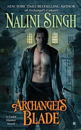 Archangel's Blade (Guild Hunter, #4)