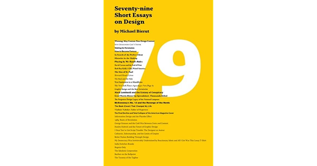 Seventy_nine_Essays_Design_Michael_Bierut