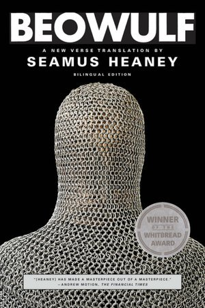 "Cover of ""Beowulf"" the Seamus Heaney translated ed."