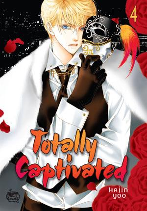 Totally Captivated, Volume 4 by Hajin Yoo