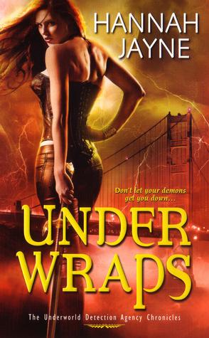 Under Wraps by Hannah Jayne