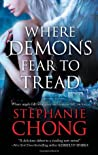 Where Demons Fear to Tread (The Company of Angels, #1)