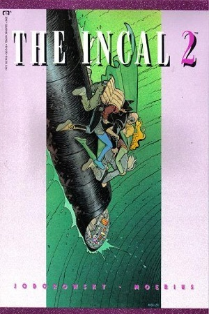 The Incal, Vol. 2