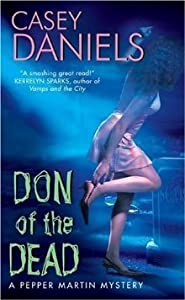 Don of the Dead (Pepper Martin, #1)